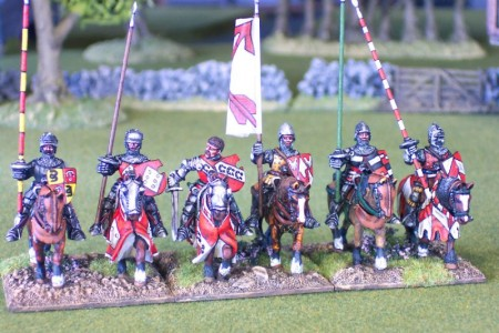 28mm Hundred Years War Knights