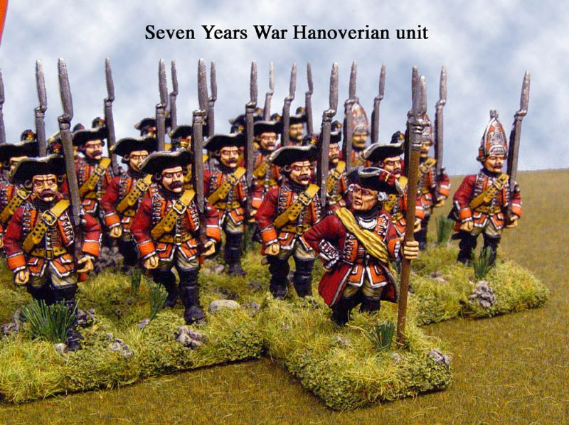 The Seven Years War begins