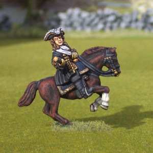 28mm WSS Marshall Boufflers (FSP1 + HV7A) / painted by Ian Stables