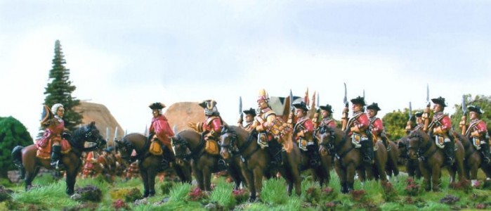 Government Cavalry
