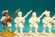 Fusilier standing at ready French Infantry 18th Century Front Rank Figurines
