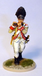 40mm AWI British Fifer - 40A43 / painted by John Morris - Mystic Spirals