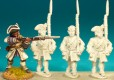 Fusilier standing firing French Infantry 18th Century Front Rank Figurines