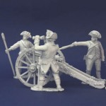 40mm Artillery Crew, Guns & Equipment