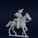 40mm AWI British Light Dragoons