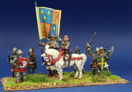 28mm Henry V group