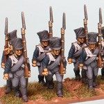 Prussian Infantry Reinforcement Packs, 1808 - 1815