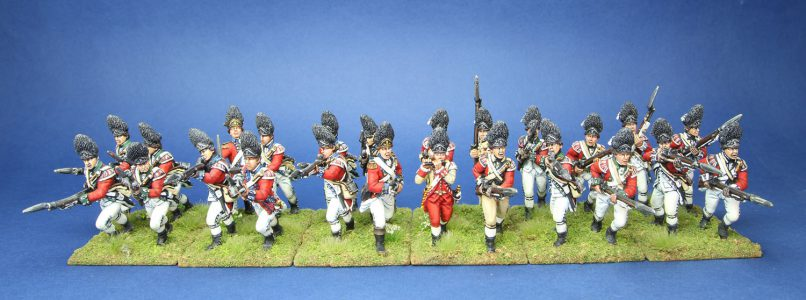 40mm AWI British Grenadiers