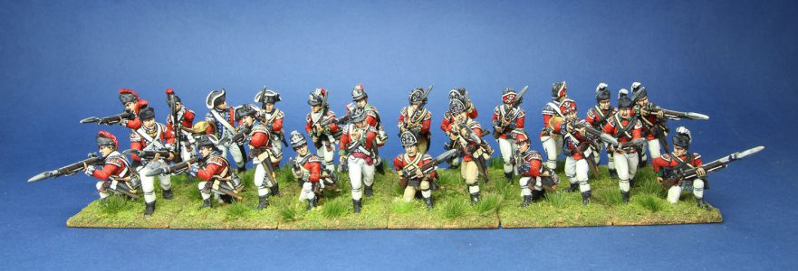 40mm AWI British Light Infantry